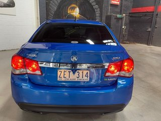 2011 Holden Cruze JH Series II MY12 SRi Blue 6 Speed Sports Automatic Sedan
