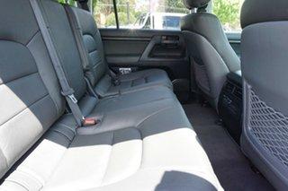 2015 Toyota Landcruiser VDJ200R GXL White 6 Speed Sports Automatic Wagon