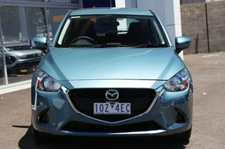2015 Mazda 2 Neo Blue 6 Speed Manual Hatchback