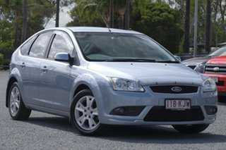 2007 Ford Focus LT Ghia Blue 4 Speed Sports Automatic Hatchback.