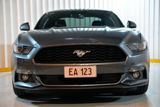 2016 Ford Mustang FM Fastback Grey 6 Speed Manual Fastback.