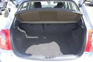2009 Toyota Corolla ZRE152R Edge Light Blue Mica Metallic/cloth 4 Speed Automatic Hatchback
