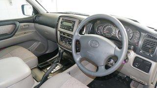 2006 Toyota Landcruiser UZJ100R GXL Blue 5 Speed Automatic Wagon