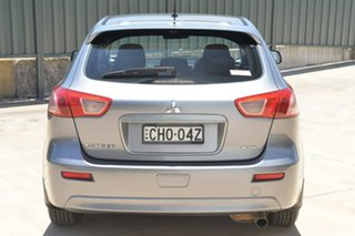 2012 Mitsubishi Lancer CJ MY12 Activ Sportback Grey 5 Speed Manual Hatchback