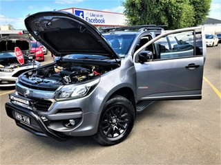 2016 Holden Colorado RG MY17 Z71 Pickup Crew Cab Charcoal 6 Speed Manual Utility