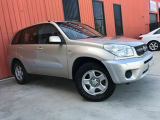 2005 Toyota RAV4 ACA23R CV Gold 5 Speed Manual Wagon