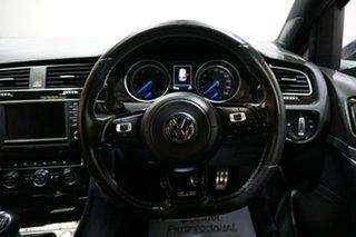 2017 Volkswagen Golf VII MY17 R 4MOTION Black 6 Speed Manual Hatchback