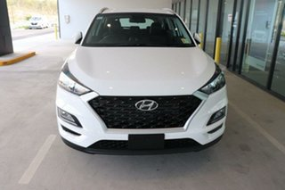 2020 Hyundai Tucson TL4 MY21 Active X 2WD Pure White 6 Speed Manual Wagon.