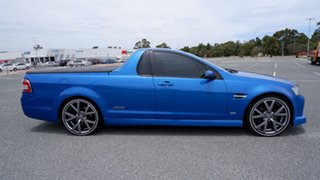 2008 Holden Ute VE SS V Blue 6 Speed Sports Automatic Utility.
