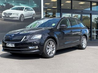 2020 Skoda Octavia NE MY20.5 110TSI DSG Black 7 Speed Sports Automatic Dual Clutch Wagon