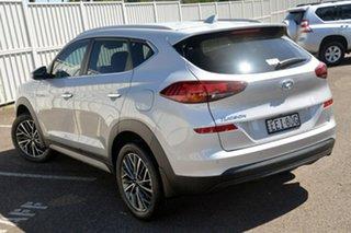 2019 Hyundai Tucson TL3 MY19 Elite 2WD Silver 6 Speed Automatic Wagon.