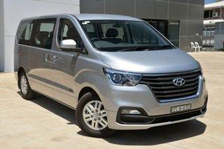 2019 Hyundai iMAX TQ4 MY20 Active Silver 5 Speed Automatic Wagon.