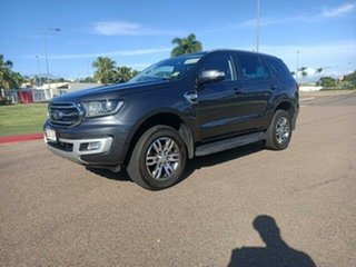 2020 Ford Everest UA II 2020.25MY Trend Meteor Grey 6 Speed Sports Automatic SUV