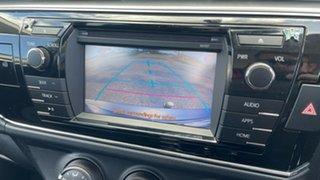 2014 Toyota Corolla ZRE172R SX S-CVT Moonlight Grey 7 Speed Constant Variable Sedan