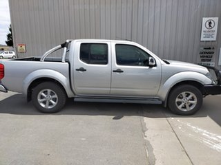 2012 Nissan Navara D40 S5 MY12 ST-X 7 Speed Sports Automatic Utility.