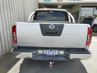 2012 Nissan Navara D40 S5 MY12 ST-X 7 Speed Sports Automatic Utility
