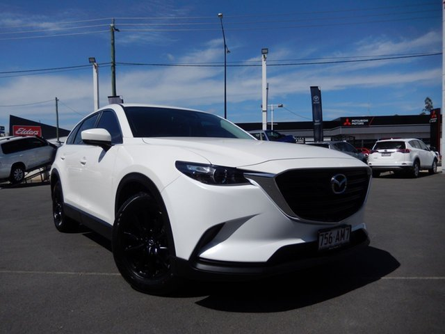 Pre-Owned Mazda CX-9 MY16 Sport (AWD) Dalby, 2017 Mazda CX-9 MY16 Sport (AWD) White 6 Speed Automatic Wagon