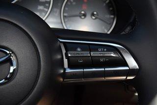 2020 Mazda 3 BP2S76 G20 SKYACTIV-MT Evolve Red 6 Speed Manual Sedan