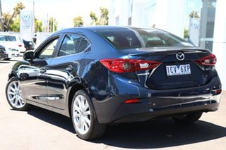 2014 Mazda 3 BM5238 SP25 SKYACTIV-Drive Blue 6 Speed Sports Automatic Sedan.