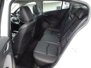 2014 Mazda 3 BM5238 SP25 SKYACTIV-Drive Astina White 6 Speed Sports Automatic Sedan