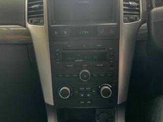 2008 Holden Captiva CG MY09 CX (4x4) Black 5 Speed Automatic Wagon