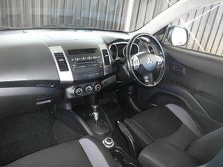 2007 Mitsubishi Outlander ZG XLS Blue 6 Speed Automatic Wagon