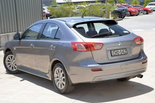 2012 Mitsubishi Lancer CJ MY12 Activ Sportback Grey 5 Speed Manual Hatchback