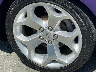 2009 Ford Falcon FG XR6 Ute Super Cab Purple 5 Speed Sports Automatic Utility