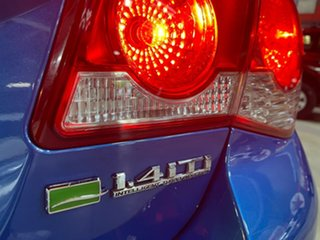 2011 Holden Cruze JH Series II MY12 SRi Blue 6 Speed Sports Automatic Sedan