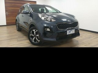 2019 Kia Sportage QL MY19 SI (FWD) Blue 6 Speed Automatic Wagon.