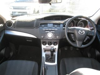 2009 Mazda 3 BL Neo Blue 6 Speed Manual Sedan