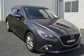 2015 Mazda 3 BM5476 Maxx SKYACTIV-MT Grey 6 Speed Manual Hatchback