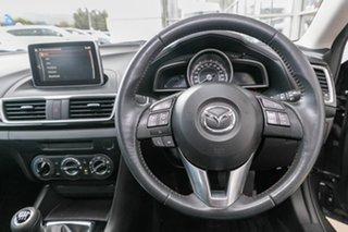 2016 Mazda 3 BM5276 Maxx SKYACTIV-MT Brown 6 Speed Manual Sedan
