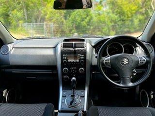 2008 Suzuki Grand Vitara JB Type 2 White 5 Speed Automatic Wagon
