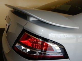 2013 Ford Falcon FG MK2 XR6T Silver 6 Speed Auto Seq Sportshift Sedan