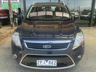 2012 Ford Kuga TE Trend Grey 5 Speed Automatic Wagon.