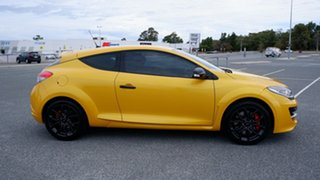 2014 Renault Megane III D95 Phase 2 R.S. 265 Cup Yellow 6 Speed Manual Coupe.