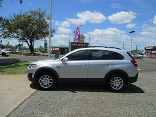 2015 Holden Captiva CG MY15 7 Active Nitrate 6 Speed Sports Automatic Wagon.