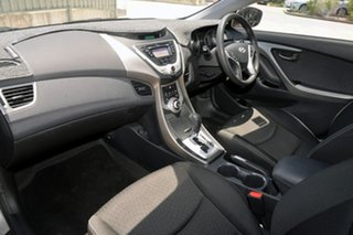 2012 Hyundai Elantra MD2 Active Silver 6 Speed Manual Sedan