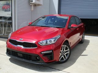 2019 Kia Cerato BD MY19 Sport Red 6 Speed Sports Automatic Sedan.