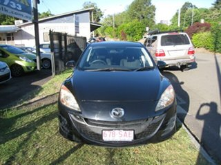 2009 Mazda 3 BL Neo Blue 6 Speed Manual Sedan.
