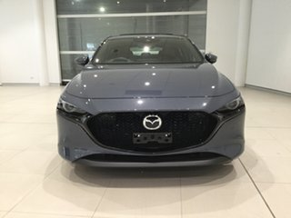 2019 Mazda 3 BP2HLA G25 SKYACTIV-Drive Astina Polymetal Grey 6 Speed Sports Automatic Hatchback