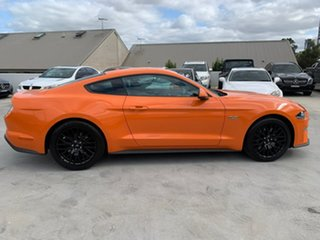 2019 Ford Mustang FN 2019MY GT Twister Orange 6 Speed Manual Fastback.