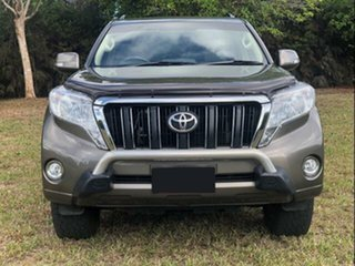 2015 Toyota Landcruiser Prado KDJ150R MY14 GXL (4x4) Liquid Bronze 6 Speed Manual Wagon