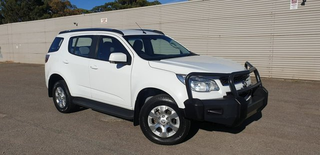 Used Holden Colorado 7 RG MY15 LT Elizabeth, 2014 Holden Colorado 7 RG MY15 LT White 6 Speed Sports Automatic Wagon
