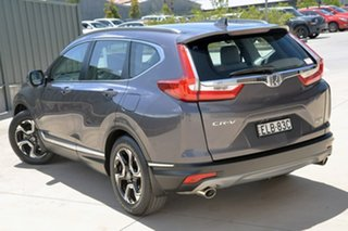 2017 Honda CR-V RW MY18 VTi-S FWD Grey 1 Speed Constant Variable Wagon.
