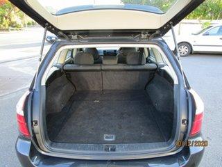 2007 Subaru Liberty MY07 2.5I Grey 4 Speed Auto Elec Sportshift Wagon