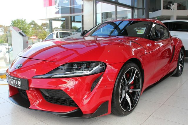 Pre-Owned Toyota Supra Glen Waverley, Supra High 3.0L Turbo Automatic Coupe