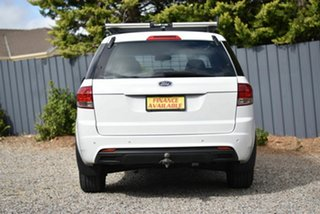 2015 Ford Territory SZ MkII TX Seq Sport Shift White 6 Speed Sports Automatic Wagon