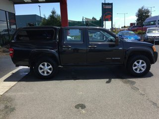 2010 Holden Colorado RC MY10 LT-R (4x4) Black 4 Speed Automatic Crew Cab Pickup